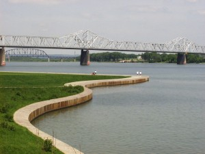 Ohio River Louisville